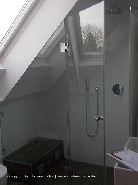 schuhmann glas - duschkabinen
