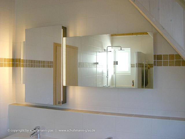 schuhmann glas - spiegel
