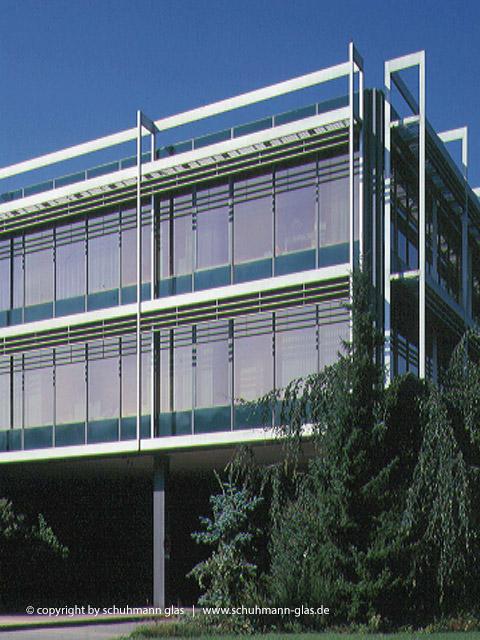 schuhmann glas - sonnenschutzverglasung